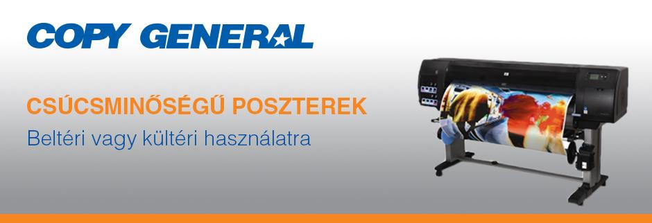 Minőségi Poszternyomtatás Budapesten!